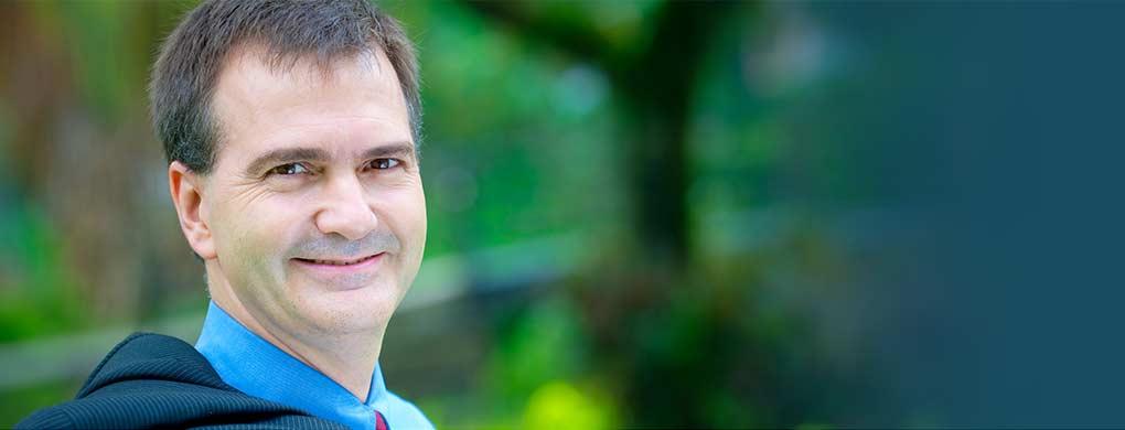 Eric Lauzon, internationally recognized technology leader and author